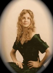 Kathy Green Dress