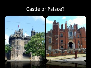Lancaster Castle and Hampton Court Palace @2015 Photographs by Caterina Novelliere